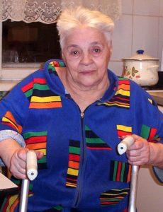 Olha, a Holocaust Survivor