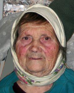 Kislinskaya, a Holocaust Survivor